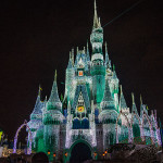 dream-lights at Magic Kingdom