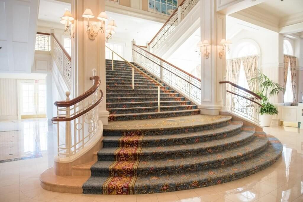 Disney's Grand Floridian Grand Staircase