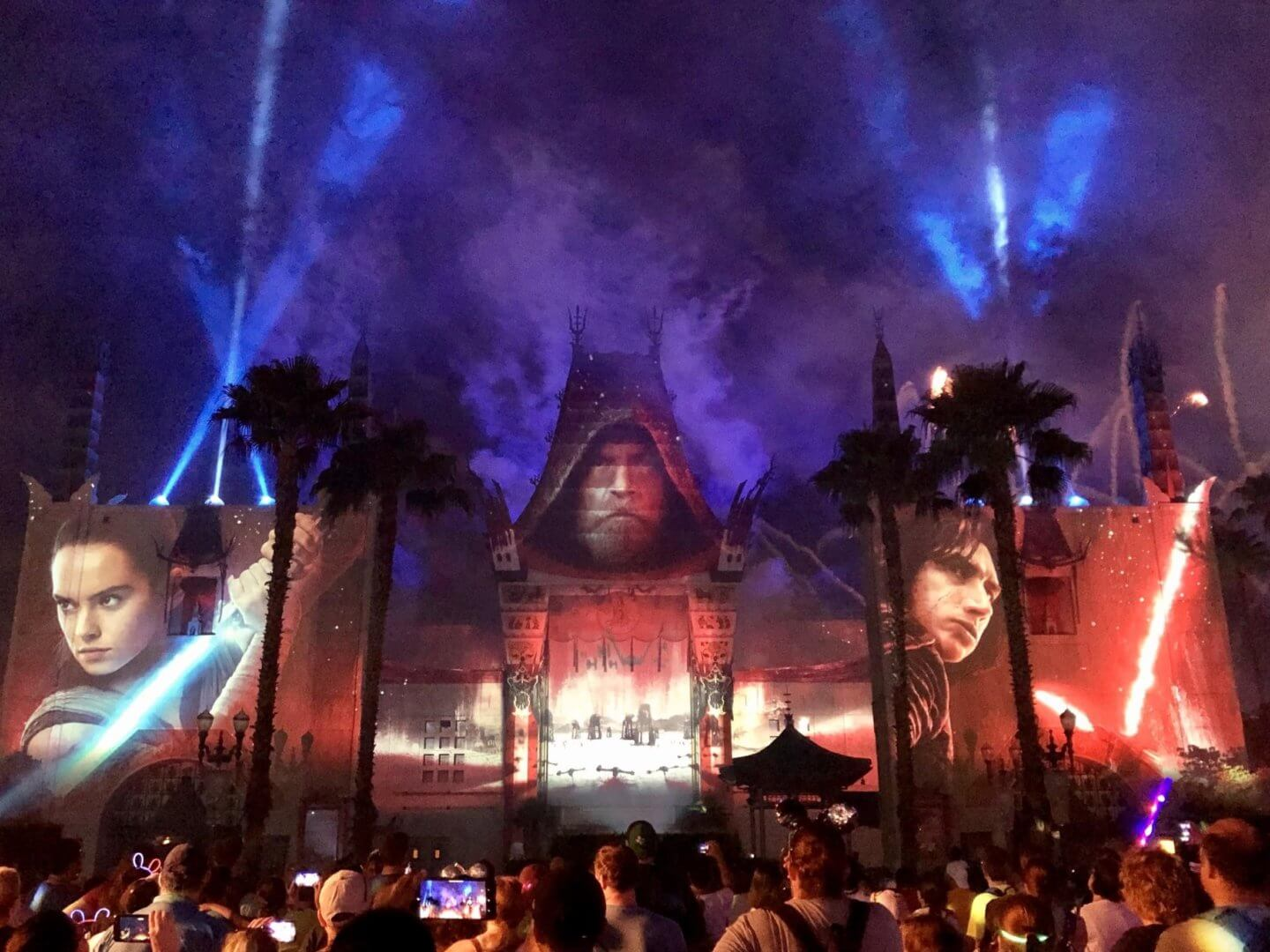 Star Wars Galactic Spectacular for New Year's