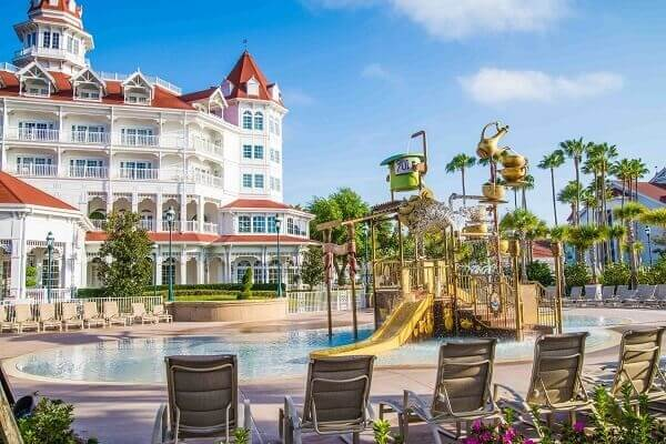 Grand Floridian Kid's Pool
