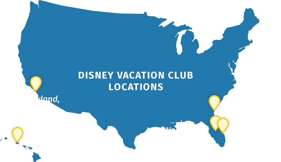 on dvc map