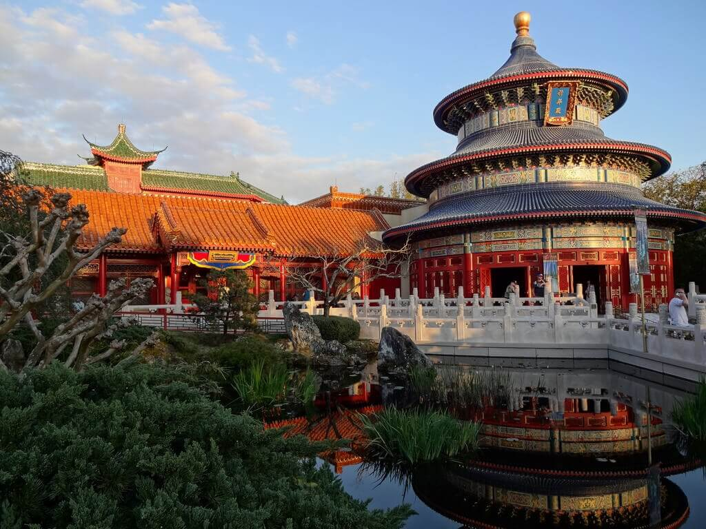 Disney's China Pavillion at Epcot