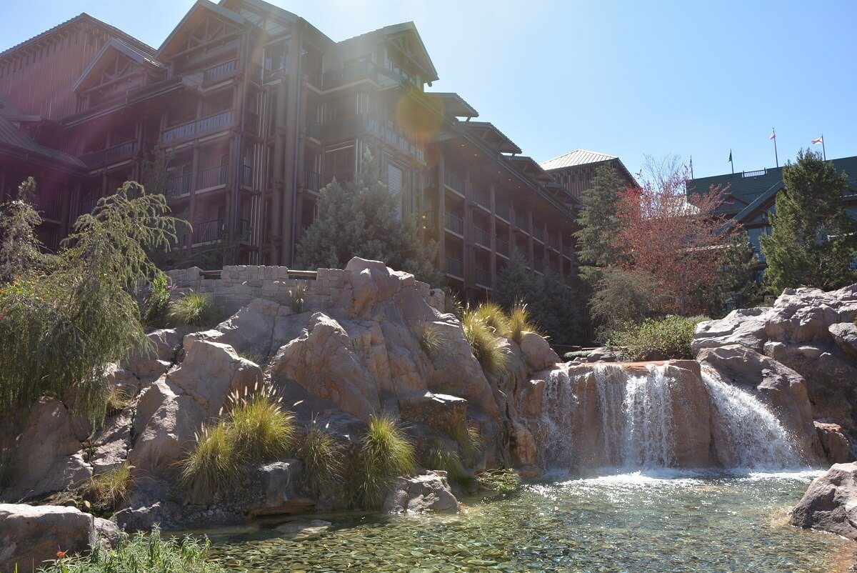 Disney's Copper Creek at Wilderness Lodge