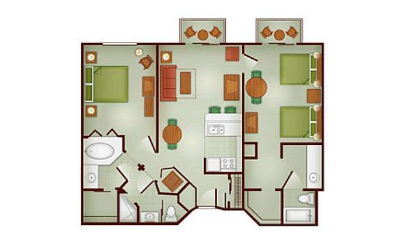 fort-wilderness-2-bedroom
