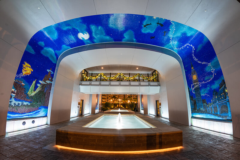 Disney World's Riviera Resort Hotel