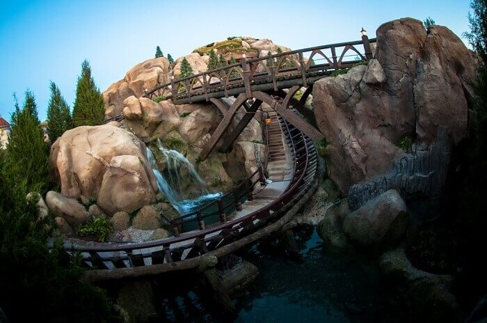 Disney's The Seven Dwarfs Mine Train
