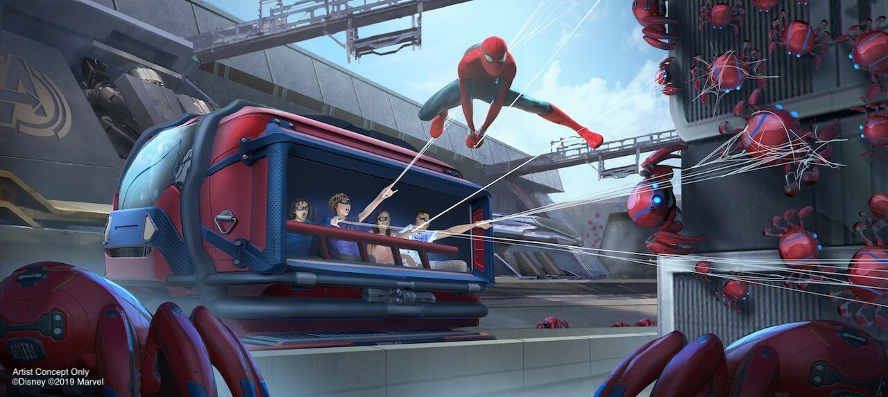 spider-man-2-marvel-land-disney