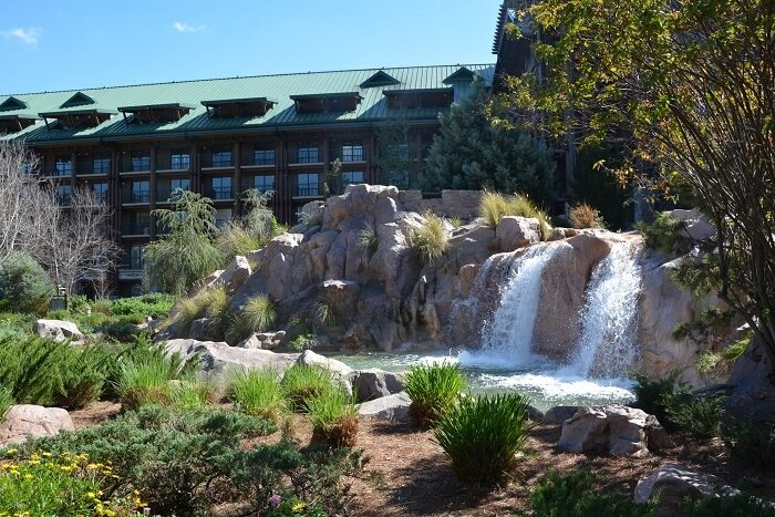 Disney's Wilderness Lodge
